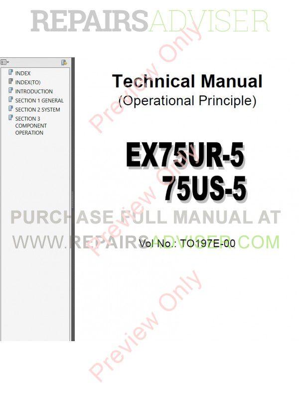 hitachi zaxis 35u manual ebook