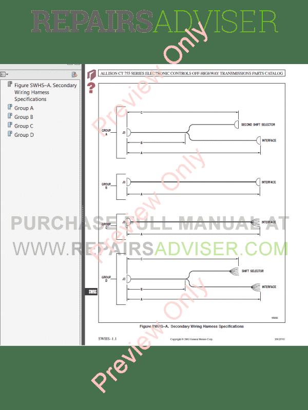 allison transmission service manual pdf
