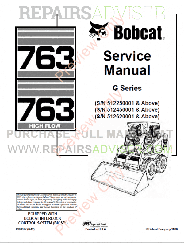 Bobcat_763_High_Flow_G_Series_Service_Manual_PDF_1 800x800 bobcat 763 wiring diagram cub cadet wiring diagram, dodge western bobcat 763 wiring diagram free at n-0.co