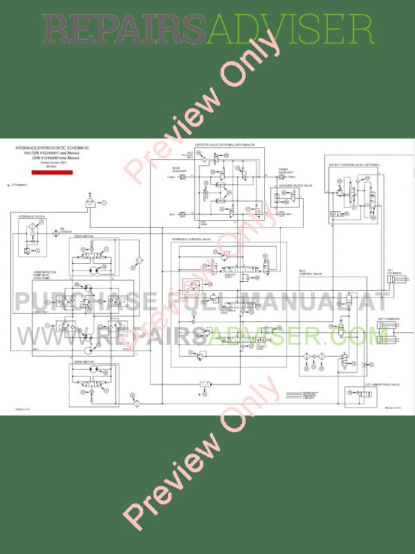 download bobcat 763 763 hf loaders pdf service manual
