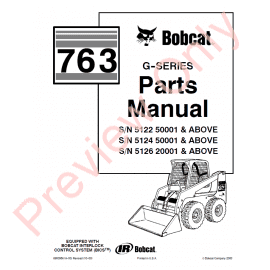 Bobcat_763_G_Series_Parts_Manual_1 270x270 bobcat 751 g series skid steer loader parts manual pdf instant bobcat 763 wiring diagram free at n-0.co
