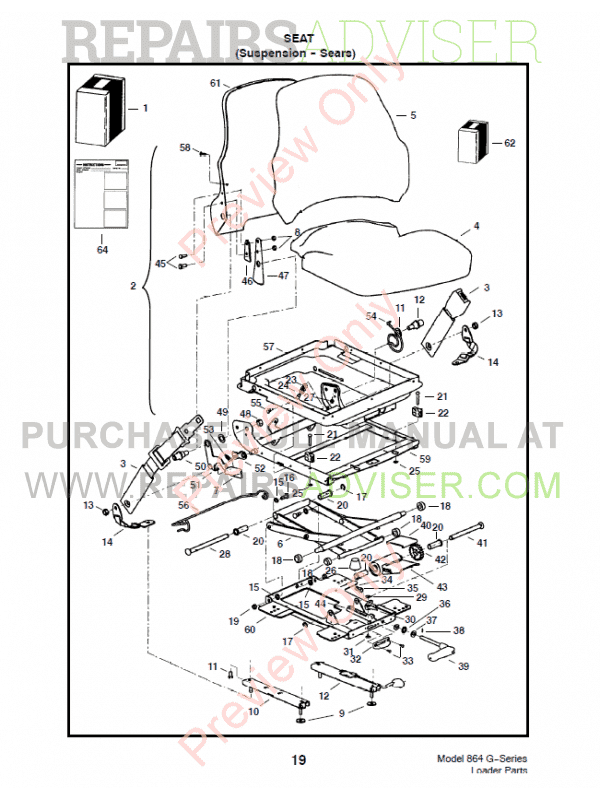 bobcat 864 schematic 763 bobcat hydraulic schematic