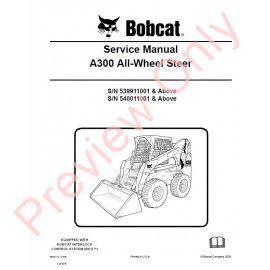 Bobcat S175 parts catalog Repair Manuals