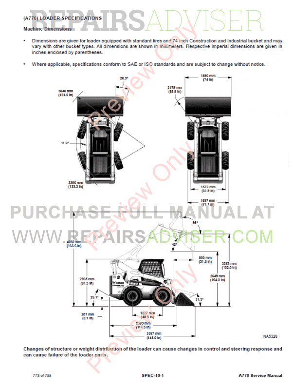 Diagram  Wire Diagram A770 Bobcat Full Version Hd Quality A770 Bobcat