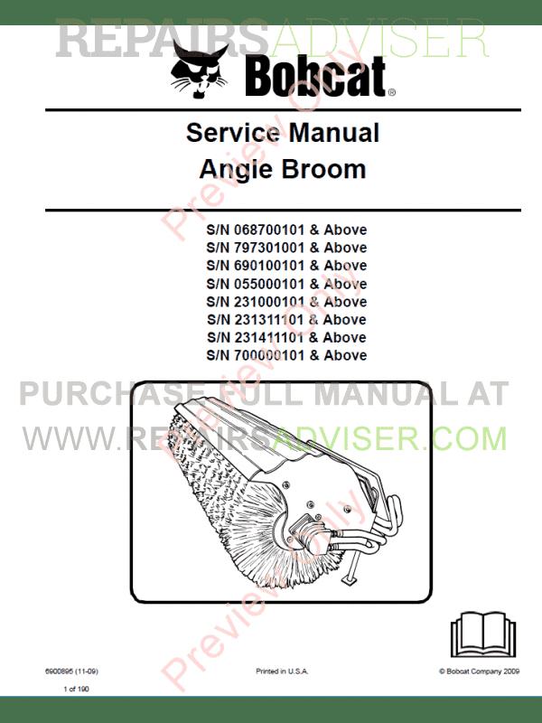 bobcat angle broom pdf service manual download wiring diagram bobcat angle broom wiper motor wiring diagram bobcat 777