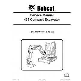 Bobcat 425 Parts Diagram - Wiring Diagrams List