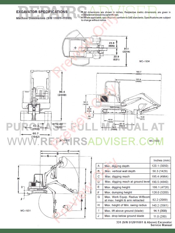 diagram progresif on bobcat excavator x331 service manual pdf download  on bobcat 331