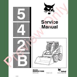 Owners manual bobcat t650