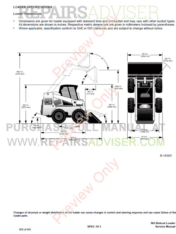 bobcat 773 owners manual ebook on