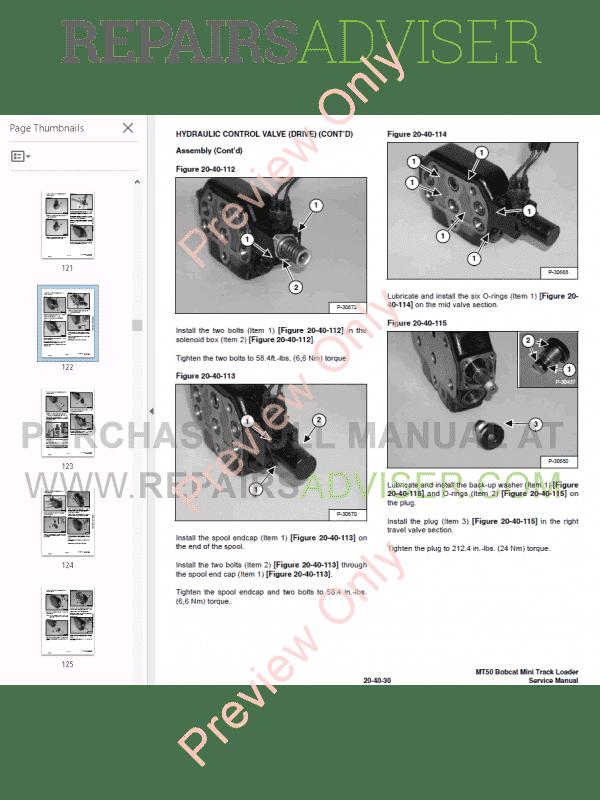 453 manual bobcat