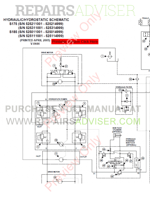 s185 bobcat wiring schematic box wiring diagrambobcat 843 manual free  download bobcat parts schematic s185 bobcat