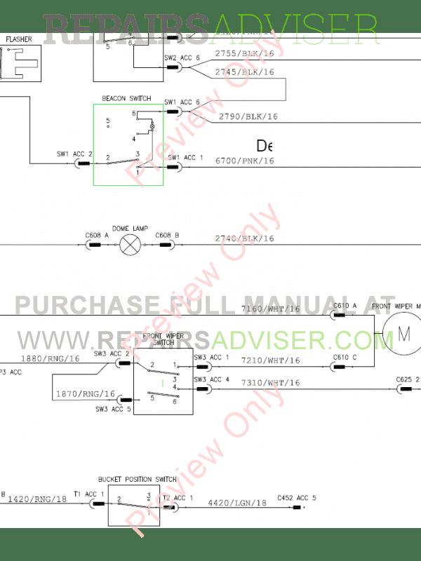 Fabulous Bobcat S70 Wiring Diagram Basic Electronics Wiring Diagram Wiring 101 Taclepimsautoservicenl