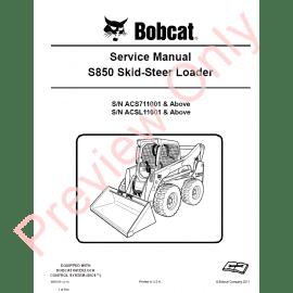 Manual Bobcat Sg60