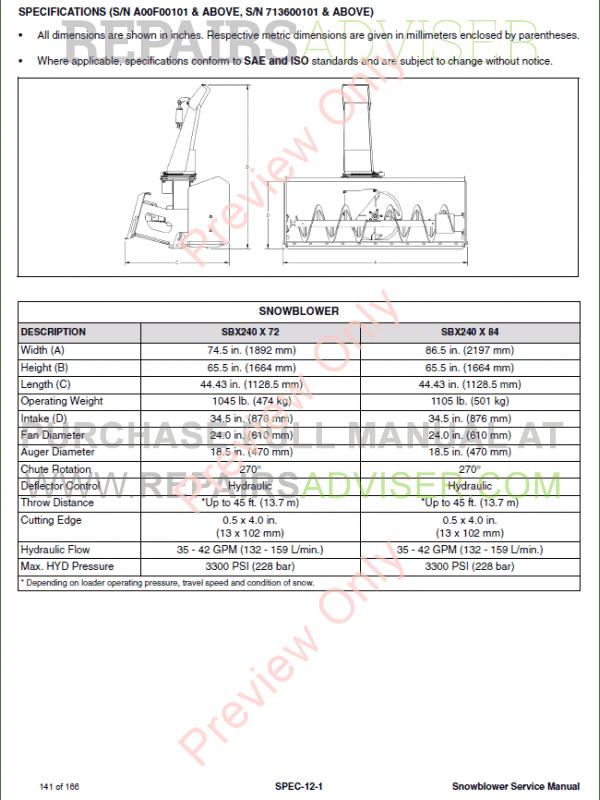 bobcat 610 service manual pdf