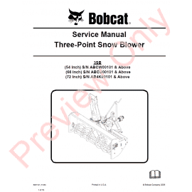 Bobcat 553 Manual