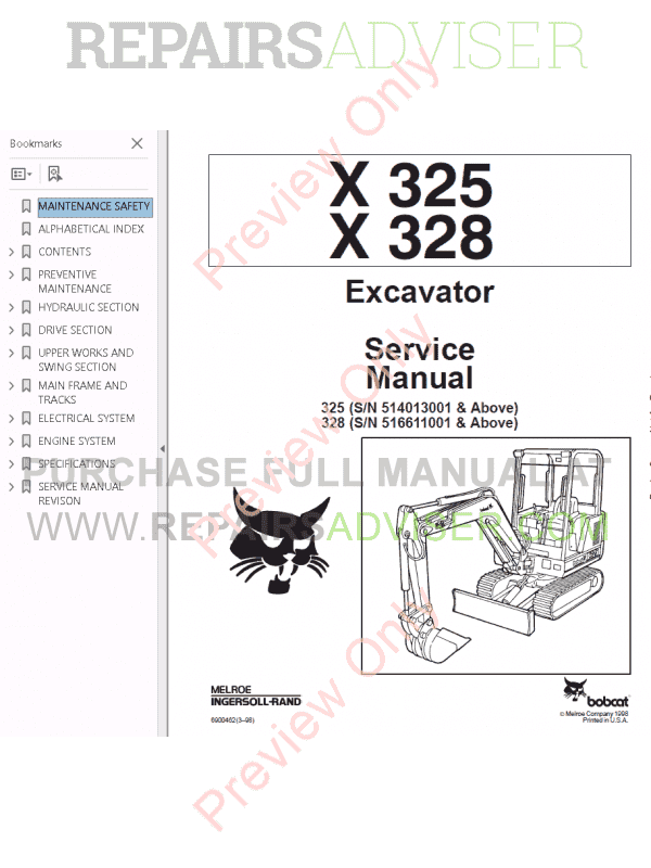 325 bobcat manual excavator  information needed do procedure correctly,  proudly serving customers communities more than century, skid steer loader  instant