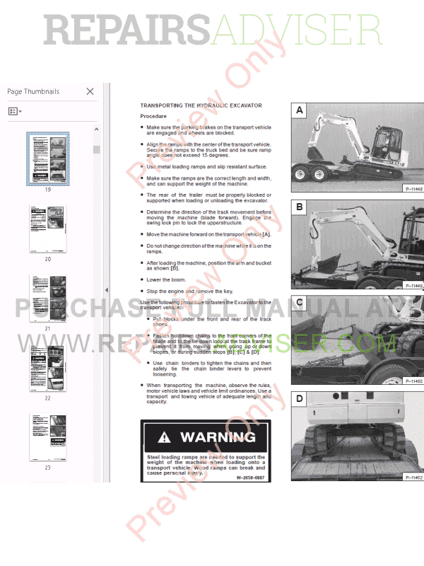 Download Bobcat 341 Manual