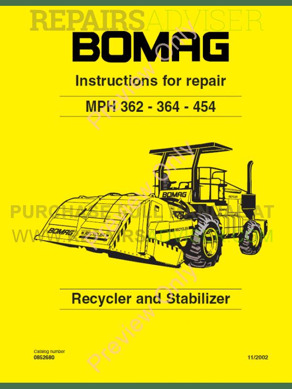 bomag 66 manual