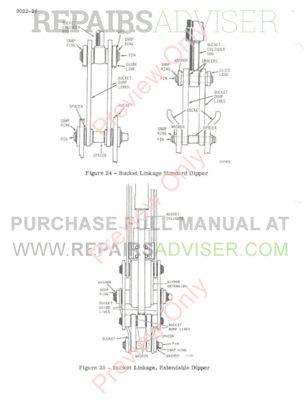 Case 450 Crawler Tractor Service Manual PDF, Case Manuals by www.repairsadviser.com