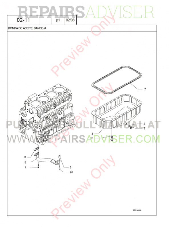 Case 580M Series 3 Loader Backhoe Parts Catalog PDF, Case Manuals by www.repairsadviser.com