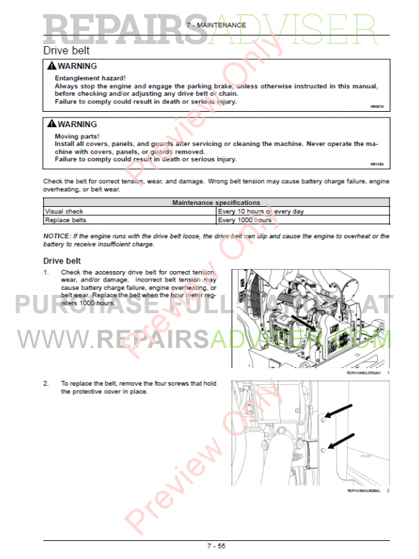 Case 621F/721F Tier 4 Wheel Loaders Service And Operators Manuals PDF, Case Manuals by www.repairsadviser.com