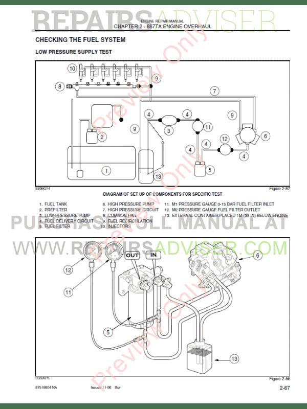 Case 721e  821e Tier 3 Wheel Loader Operators And Service