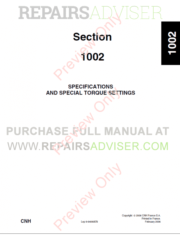 Case CX700 Crawler Excavator Service Manual PDF, Case Manuals by www.repairsadviser.com