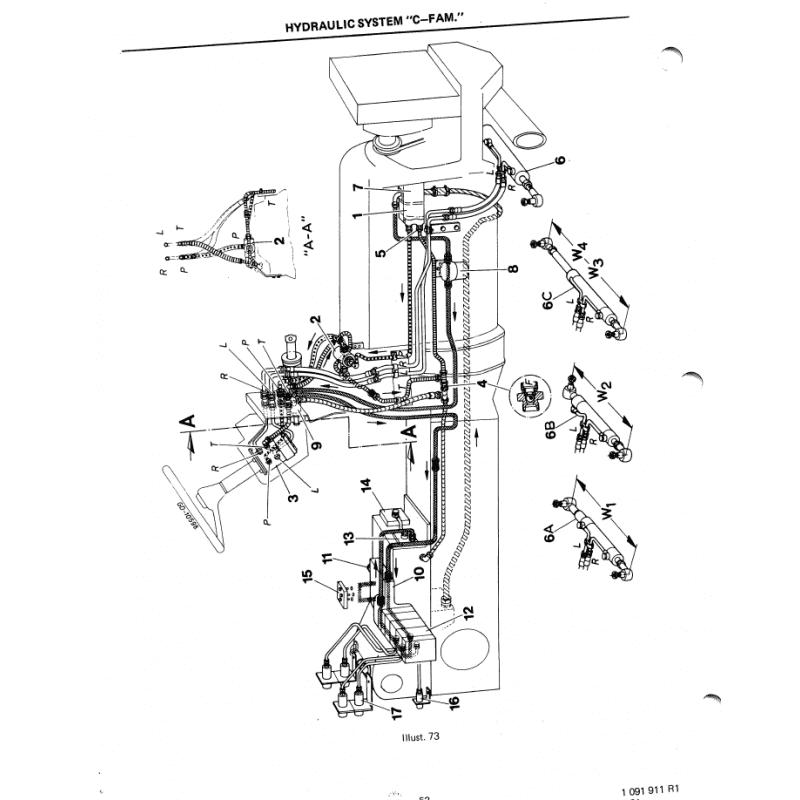 1950 willys wiring diagram