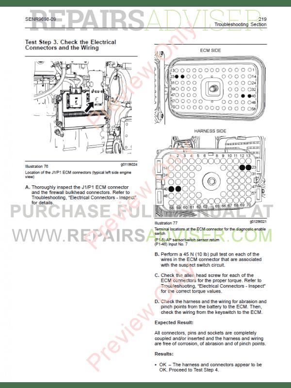 caterpillar c11 c13 c15 on highway engines. Black Bedroom Furniture Sets. Home Design Ideas