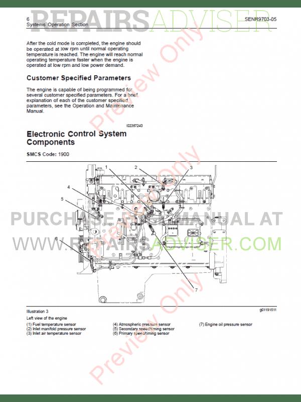 C10 caterpillar gear timing manual array caterpillar c 11 13 on highway engines systems adjusting manual pdf rh repairsadviser com fandeluxe Choice Image