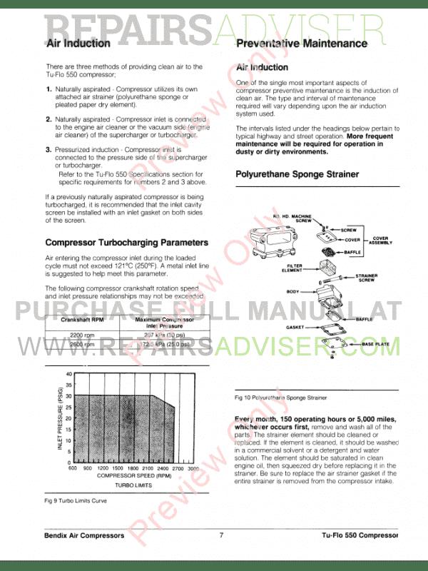 Caterpillar C-10, C-12 On Highway Engines PDF Manuals Download