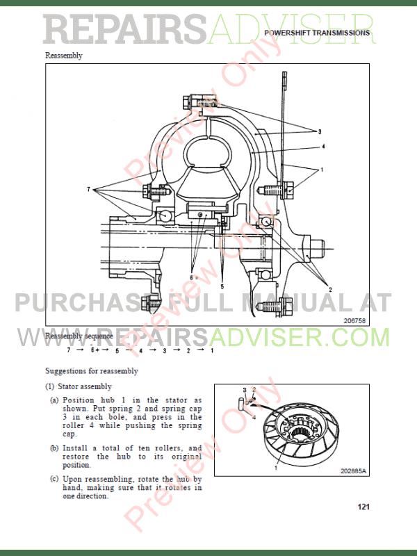 cat s6s diesel engine dp  dpl40 45 50 service manuals pdf download