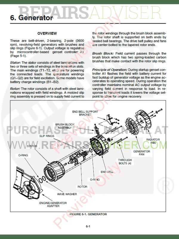 Onan 2 8 Service Manual