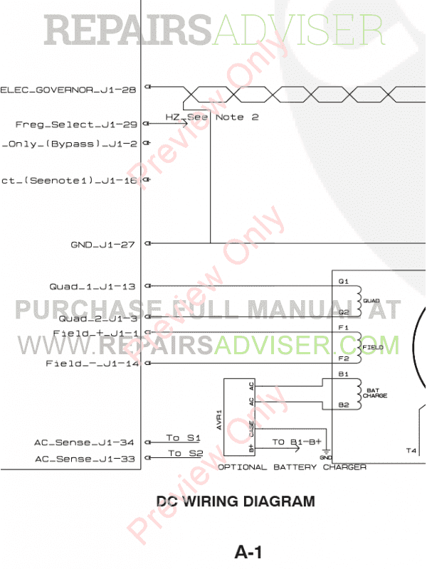 Onan Generator Parts Manual pdf mdkd marine