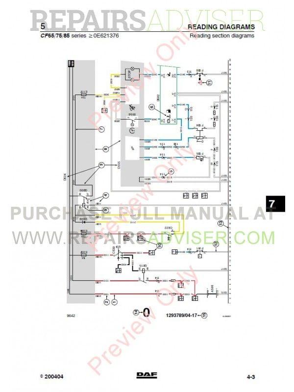 daf wiring diagram  vw fuse box on battery  acewiring