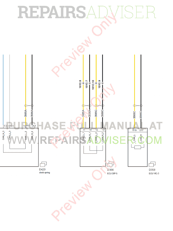 Daf Xf105 And Xf106 Pdf Electrical Wiring Diagrams Download