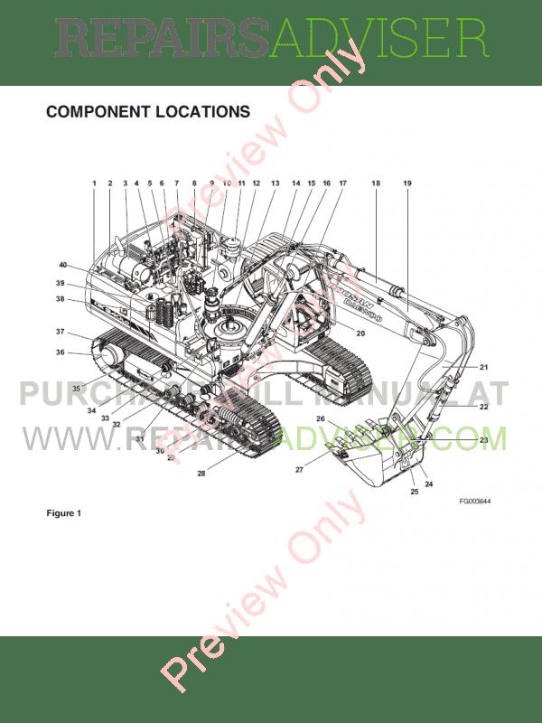 daewoo excavator wiring diagrams hyundai excavators wiring