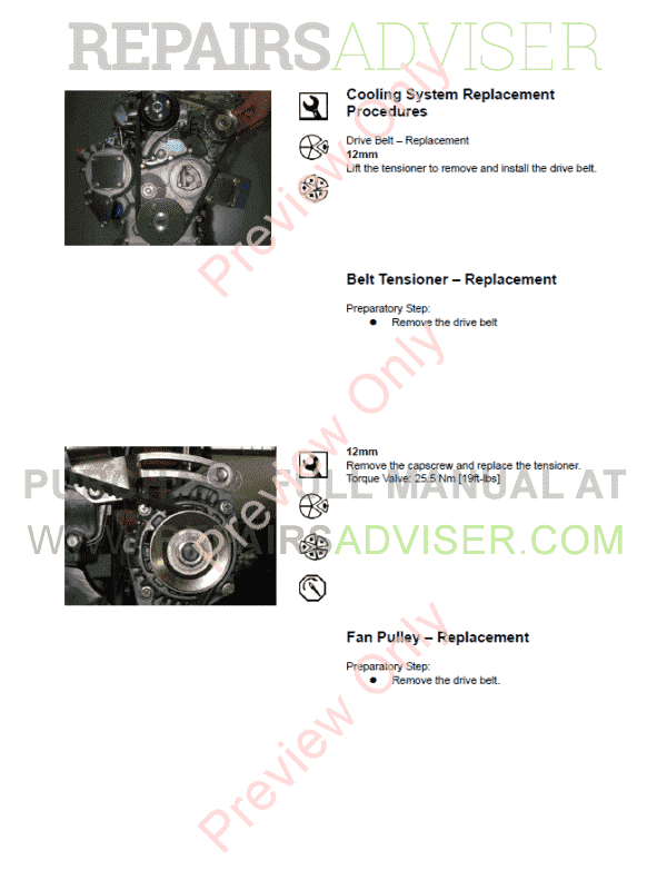 Daewoo Doosan 430 Series, 440 Plus, 450 Series, 460 Series Skid Steer Loader Service Manual PDF, Manuals for Heavy Equip. by www.repairsadviser.com