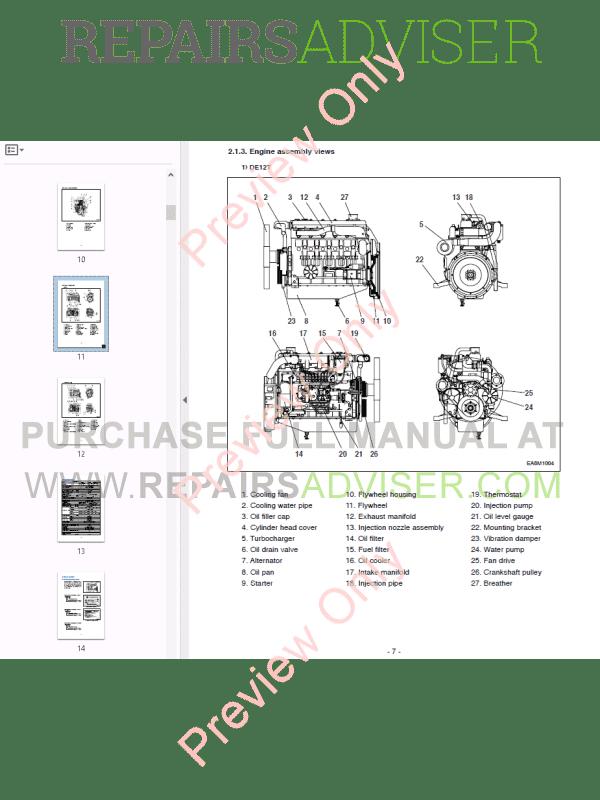 perkins 6 305 shop manual