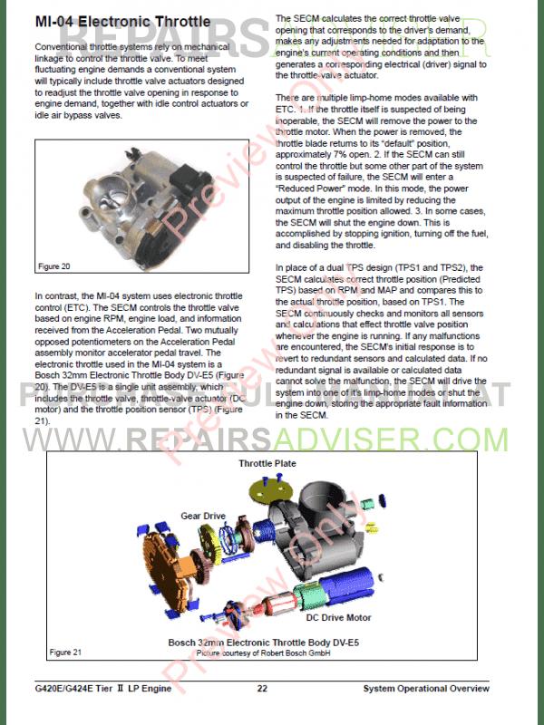 Doosan forklift Service manual Pdf