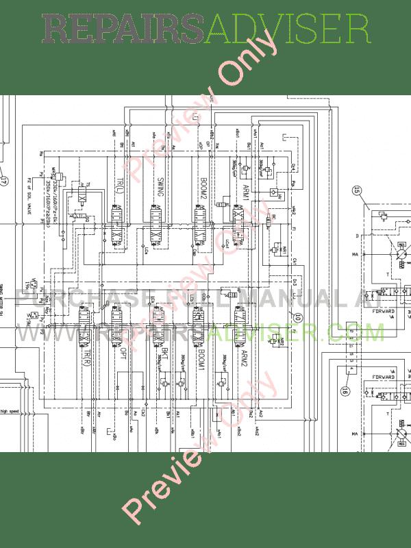 Daewoo 250 lcv service manual