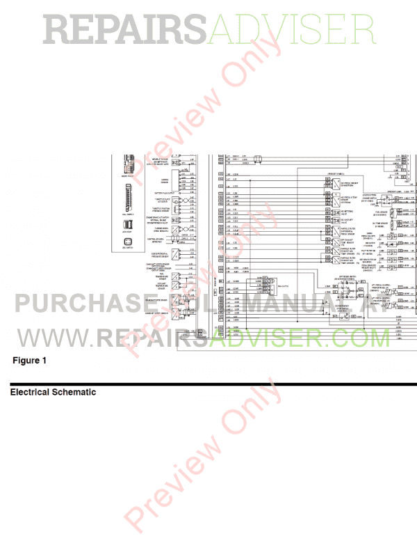 Doosan DX180LC-3 Hydraulic Excavator Schemes Set of PDF, Manuals for Heavy Equip. by www.repairsadviser.com