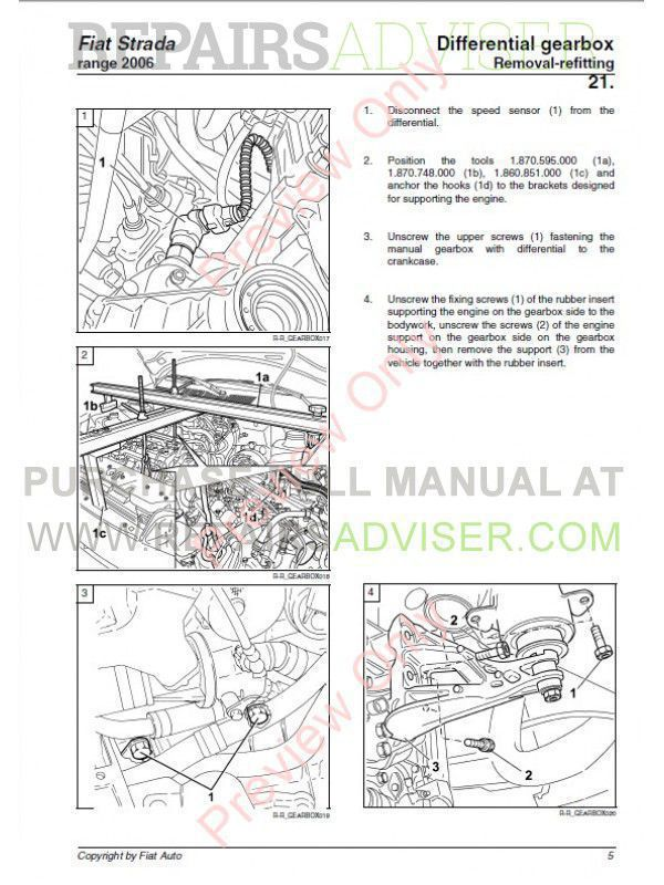 Motorcycle Service Manuals Pdf