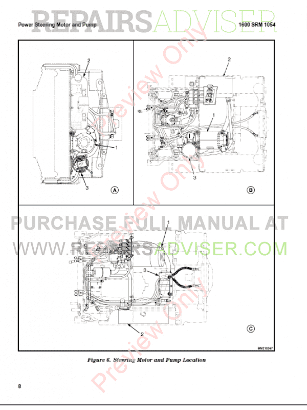Hyster Class 1 For A416 Europe Electric Motor Rider Trucks PDF Manual, Manuals for Trucks by www.repairsadviser.com