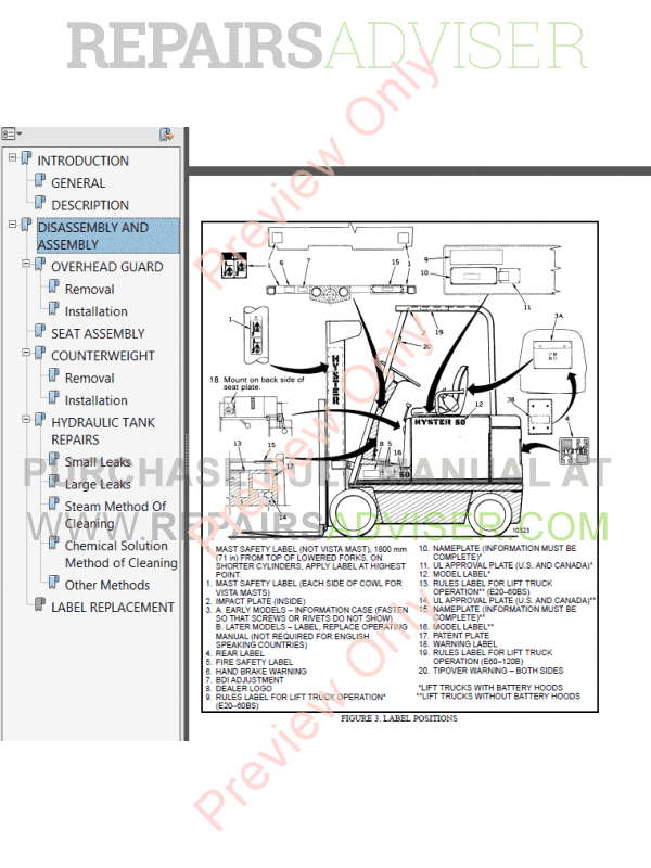 hyster 60 wiring diagram smart wiring diagrams u2022 rh emgsolutions co