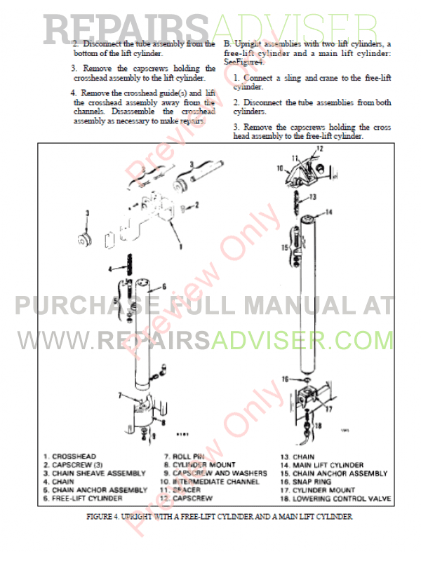 Hyster Class 1 For B114 Americas Electric Motor Rider Trucks PDF Manual, Manuals for Trucks by www.repairsadviser.com