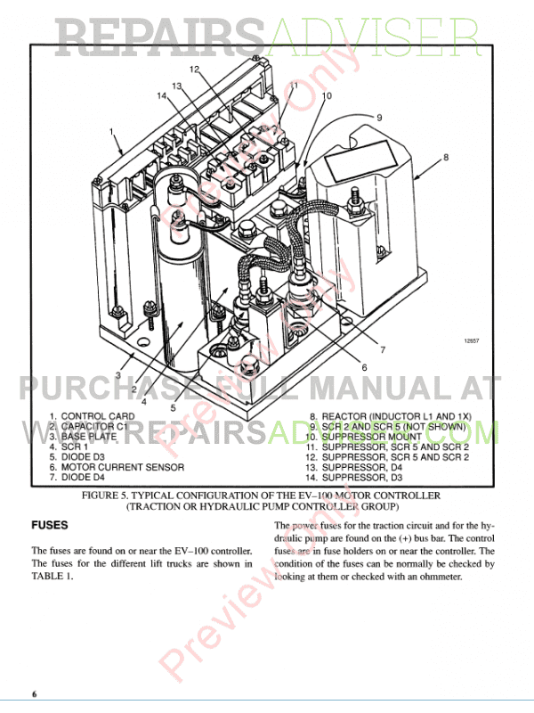 hyster class 1 for c114 electric motor rider trucks pdf