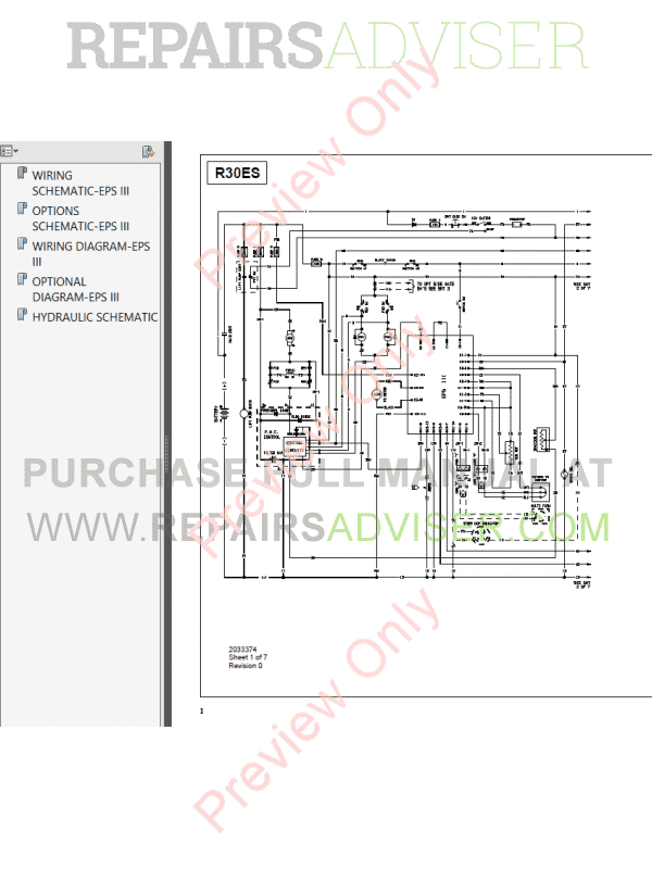 Hyster Class 2 For C174 Electric Motor Narrow Aisle Trucks PDF Manual, Manuals for Trucks by www.repairsadviser.com