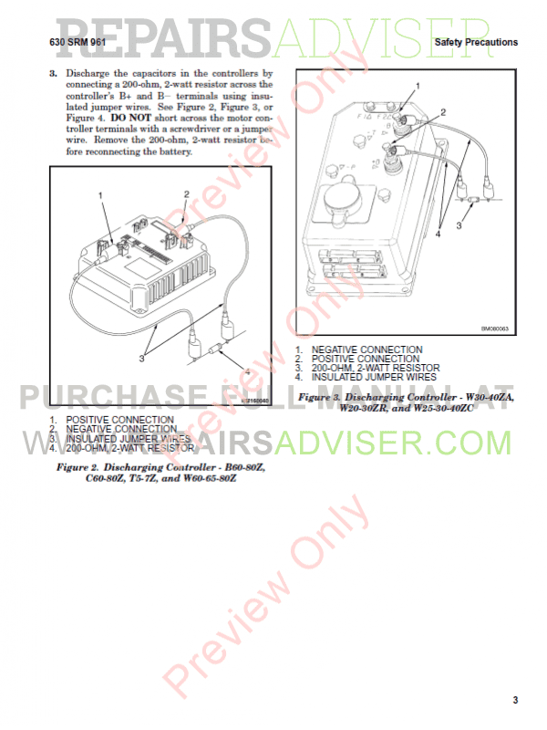 Hyster Class 3 For A234 Electric Motor Hand Trucks PDF Manual, Manuals for Trucks by www.repairsadviser.com