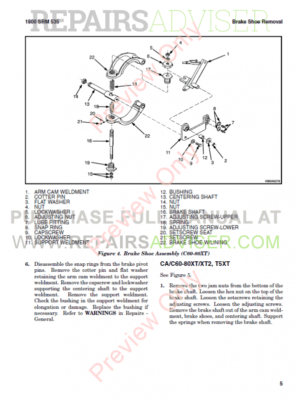 Hyster Class 3 For A454 Electric Motor Hand Trucks PDF Manual, Manuals for Trucks by www.repairsadviser.com